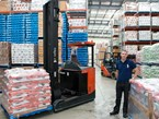 Product Focus: Lloyd Foods' Toyota forklifts