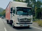 MIGHTY MACHINES: High-tech Hino 500 Challenge