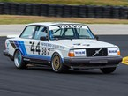 Group A Volvo 240T - Past Blast