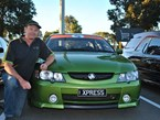 2003 Holden VY Commodore SS - Reader Ride