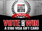 2018 Reader Resto of the Year - Vote now!