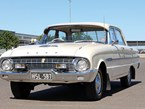 1962 Ford Futura - Reader Ride
