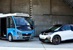 BMW ENTERS PUBLIC TRANSPORT WITH ELECTRIC BUS PROJECT
