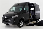MERCEDES-BENZ SPRINTER 12-SEAT 'MINIBUS' ADDED TO RANGE
