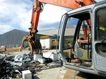 Test: Hitachi EX120-5 excavator