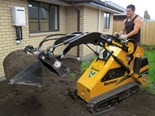 Vermeer mini skid steer range