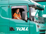 Women in trucking: Catherine Purcell of Toll