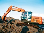 Hitachi to unveil new digger
