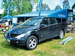 SsangYong Actyon sports ute