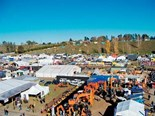 Onwards and upwards for Mystery Creek Fieldays