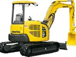 MR-3 mini excavators