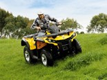 Test: Can-Am Outlander 500 DPS ATV
