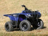 Test: Yamaha YFM300A Grizzly ATV