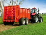 Test: Buckton 9MS muck spreader