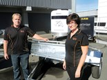 Built strong: Pinto Trailers Ltd