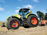 Test: Claas Axion 930