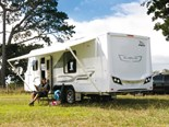 Wheel estate: Jayco Silverline 21.65-3