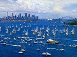 Sydney Hobart and Round the World Yacht Races