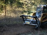 FAE DML/SSL skid steer mulcher