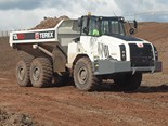 Volvo CE finalises purchase of Terex truck division