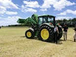 John Deere 6115M Top Tractor Shootout 2014