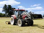 Top Tractor Shoot Out 2014 Case IH Maxxum 110 XS