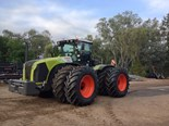 Claas' high horsepower tractor to debut at AgQuip