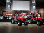 "Massey Ferguson Global Series utility tractors feature ""clean sheet"" design"