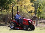 Mahindra unveils new sub-compact tractor line-up