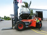 Review: Linde H140D forklift