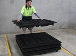 The new Australian-made 1-PAL pallet system