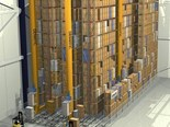 Dematic's new Rapidstore UL automated storage and retrieval system increases efficiency and decreases costs.