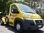 "The Fiat Ducato ""Pallet Taxi"""
