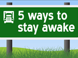 5 Ways to Stay Awake while Driving