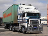 Used Truck: Leonard's Nautical-Themed Freightliner Argosy