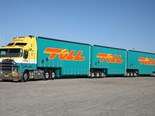 Used Truck: Noel Riley's Kenworth K104B and T904