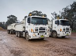 Junee Council in NSW is using the Hino trucks to maintain its road network.