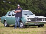 Holden HG Project gets some V8 muscle