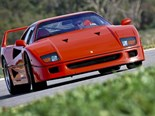FEATURE: Ferrari F40