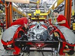 Feature: Inside the Ferrari factory