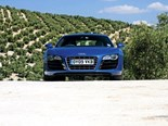 2009 Audi R8 V10 5.2 FSI Quattro Review