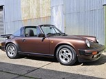 1985 Porsche 911 Targa 3.2: Our cars