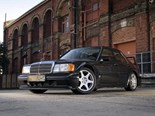 Mercedes 190E Evolution II review