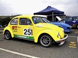 Our shed: VW Hillclimb Beetle