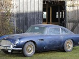 1964 Aston Martin DB5 for auction