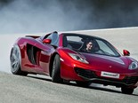 McLaren 12C Spider Review