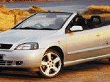 Future classic: Holden TS Astra turbo convertible, 2003-04