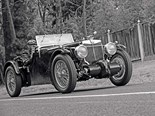 1933 MG K3 Magnette recreation: Past Blast