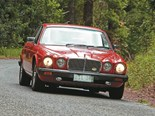 Jaguar XJ Series III: Our Shed