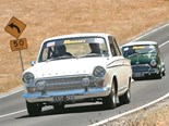 1965 Cortina GT500 vs 1969 Cooper S: Oz vs Euro #2